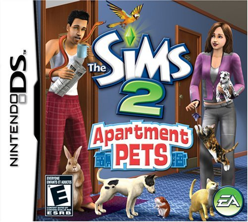 Ninds Sims 2 Apartment Pets