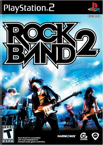 Ps2 Rock Band 2