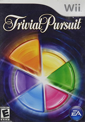Wii Trivial Pursuit