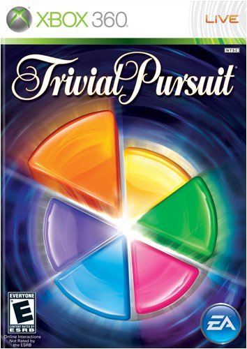 Xbox 360 Trivial Pursuit