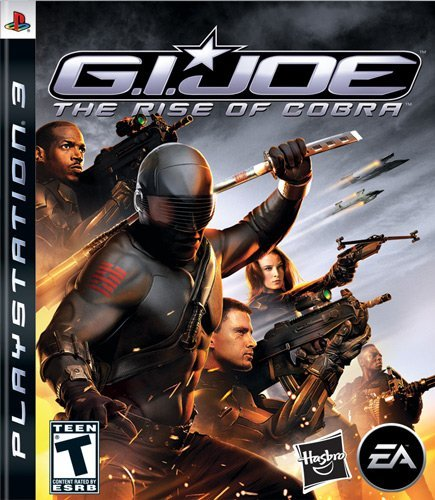 Ps3 G.I. Joe Rise Of The Cobra