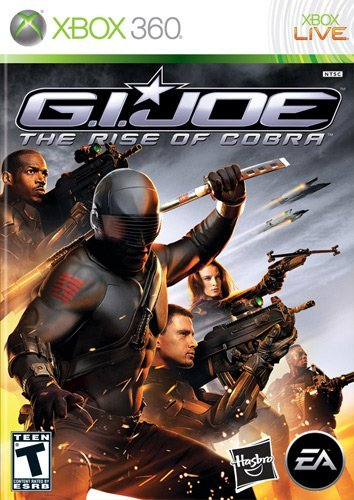 X360 G.I. Joe Rise Of The Cobra