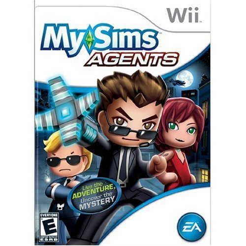 Wii My Sims Agents