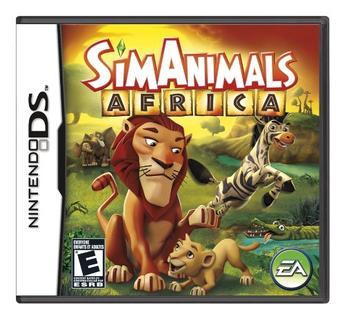 Nintendo Ds Sim Animals Africa