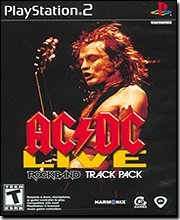 Ps2 Rock Band Track Pack Ac Dc Live