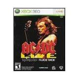 X360 Rock Band Track Pack Ac Dc Live