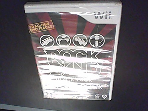 Wii Rock Band Track Pack Classic R