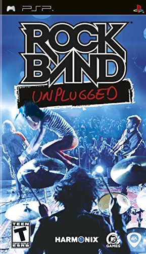 Psp Rock Band Unplugged