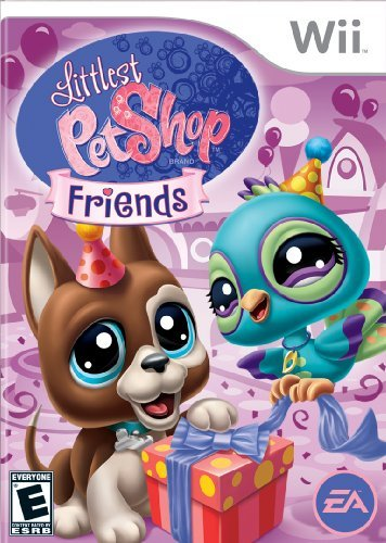 Wii Littlest Pet Shop Friends