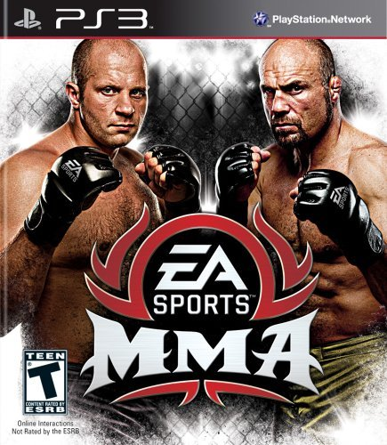 Ps3 Ea Sports Mma (mixed Martial Arts)