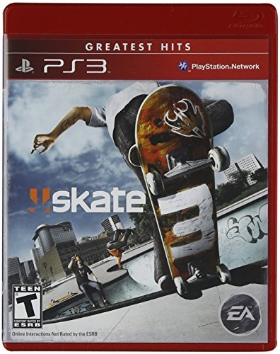 Ps3 Skate 3 Electronic Arts T