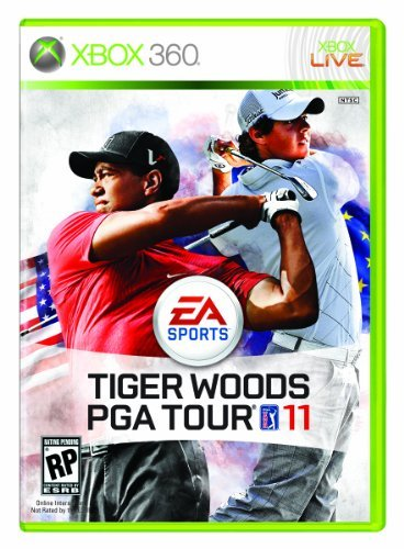 X360 Tiger Woods Pga Tour 11