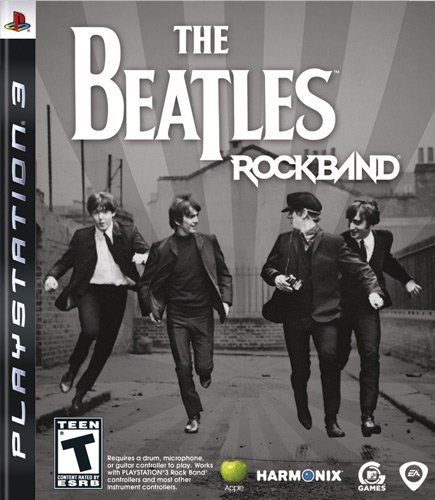 Ps3 Rock Band Beatles