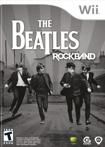Wii Rock Band Beatles