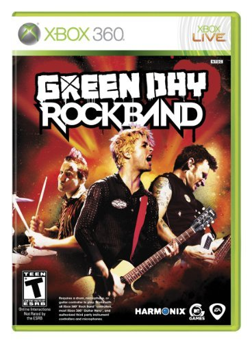 Xbox 360 Rock Band Green Day
