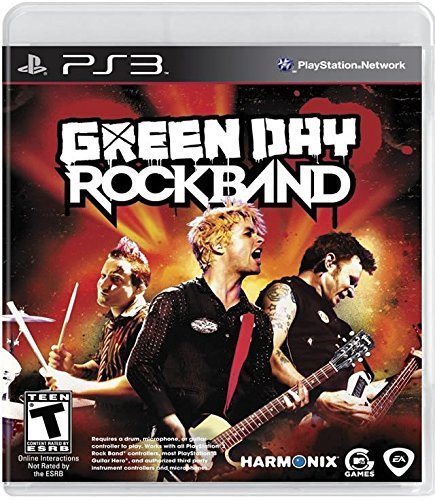 Ps3 Rock Band Green Day