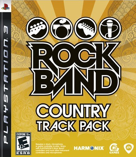 Ps3 Rock Band Country Track Pack