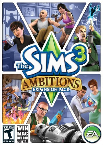 Pc Sims 3 Ambitions Expansion Pack
