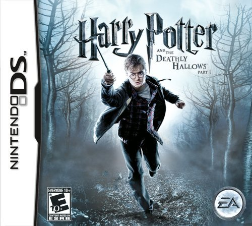 Nintendo Ds Harry Potter & The Deathly Hallows