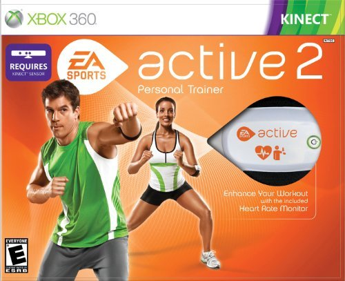X360 Ea Sports Active 2 Requires Kinect Camera!