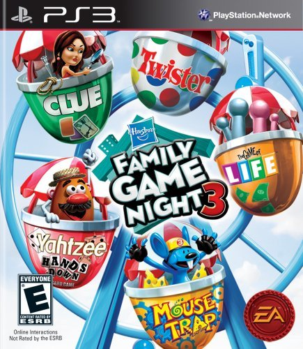 Ps3 Hasbro Family Game Night 3
