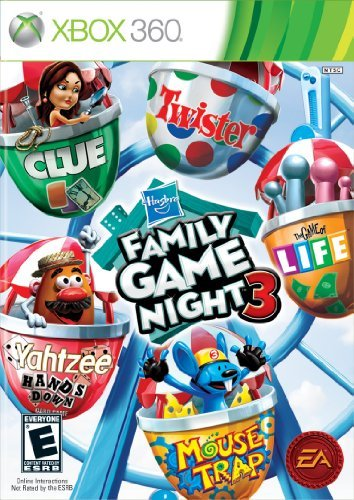 X360 Hasbro Family Game Night 3
