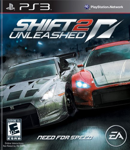 Ps3 Shift 2 Unleashed Need For Speed