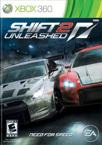 Xbox 360 Shift 2 Unleashed Electronic Arts E