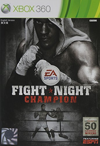 Xbox 360 Fight Night Champion Electronic Arts M