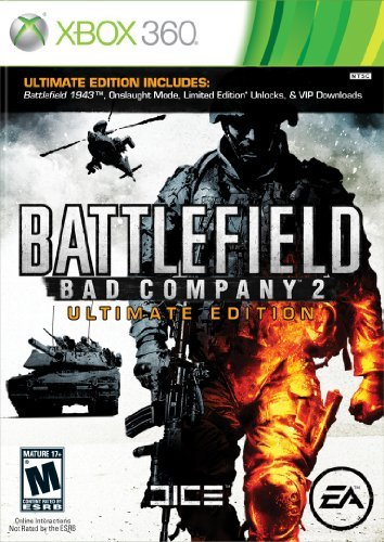 X360 Battlefield Bad Company 2 Ultimate Edition