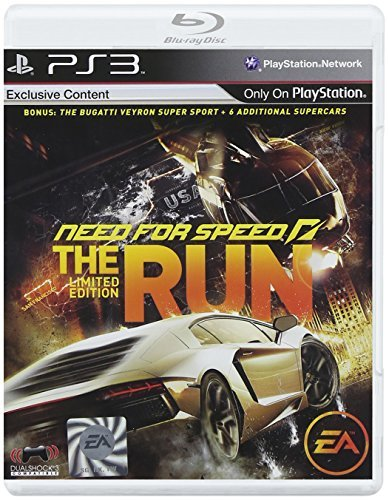Ps3 Need For Speed The Run T