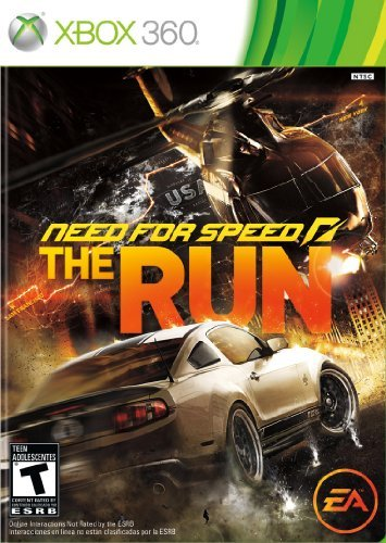 X360 Need For Speed The Run T