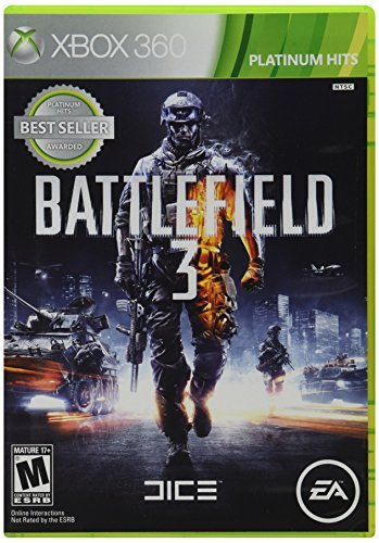 X360 Battlefield 3 Limited Edition