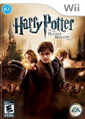 Wii Harry Potter & The Deathly Hallows Part 2