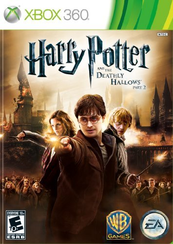 Xbox 360 Harry Potter & The Deathly Hallows Part 2