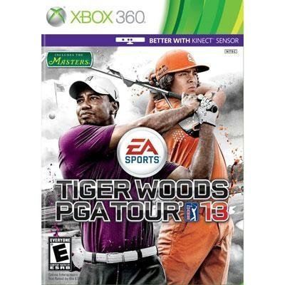 X360 Tiger Woods Pga Tour 13