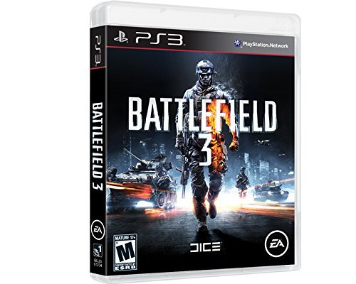 Ps3 Battlefield 3 Electronic Arts M