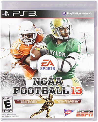 Ps3 Ncaa Football 13