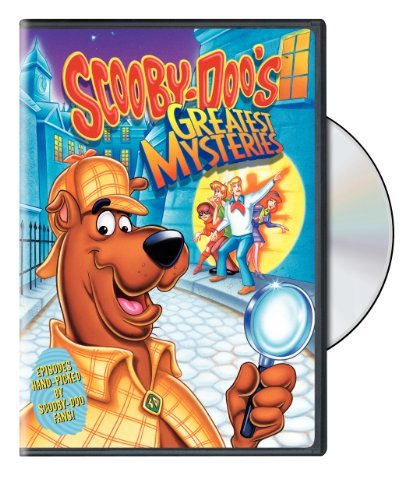 Scooby Doo's Greatest Mysterie Scooby Doo's Greatest Mysterie Clr Chnr