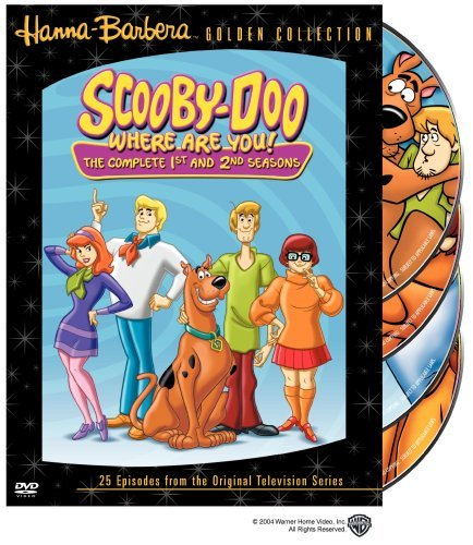 Scooby Doo Where Are You? Season 1 2 Clr Nr 4 DVD