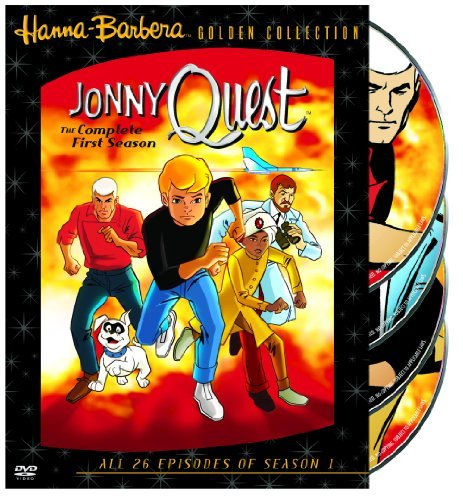 Jonny Quest Season 1 DVD Nr 4 DVD