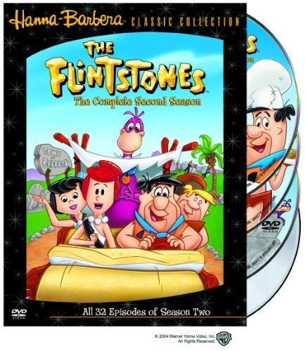 Flintstones Season 2 DVD Nr