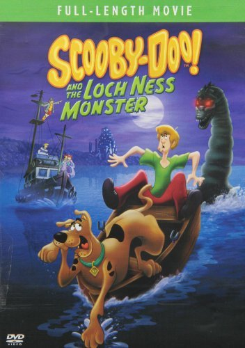 Scooby Doo & The Loch Ness Mon Scooby Doo & The Loch Ness Mon Clr Nr