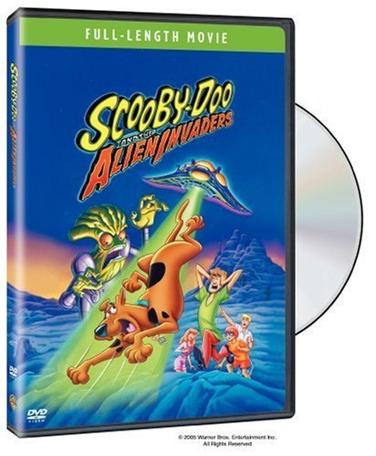 Scooby Doo Scooby Doo & The Alien Invader Clr Nr