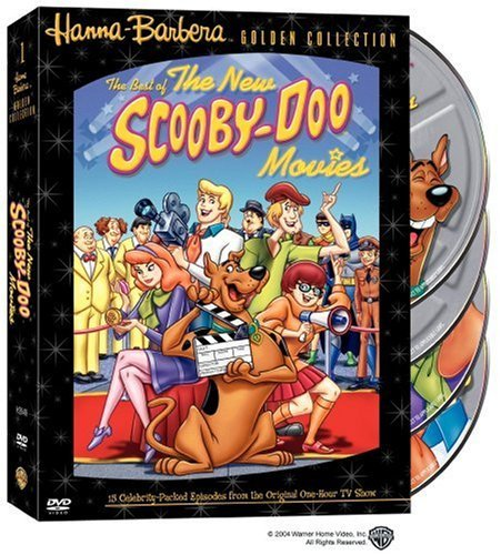 Scooby Doo Best Of The New Scooby Doo Mov Clr Nr 4 DVD