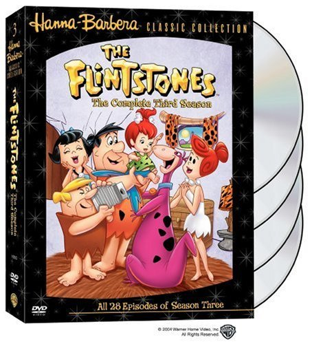 Flintstones Season 3 DVD