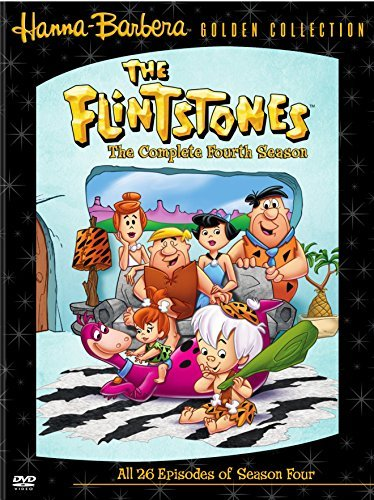 Flintstones Season 4 DVD Chnr