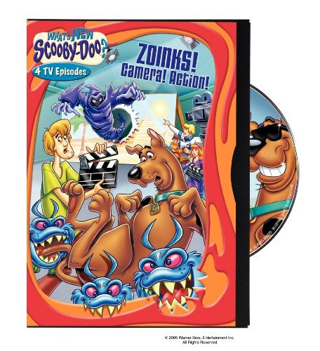 Vol. 8 Zoinks Camera Action What's New Scooby Doo? Nr