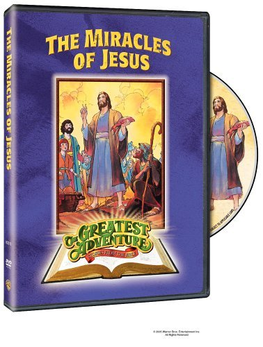 Miracles Of Jesus Greatest Adventures Of The Bib Nr