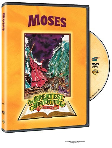 Moses Greatest Adventures Of The Bib Nr